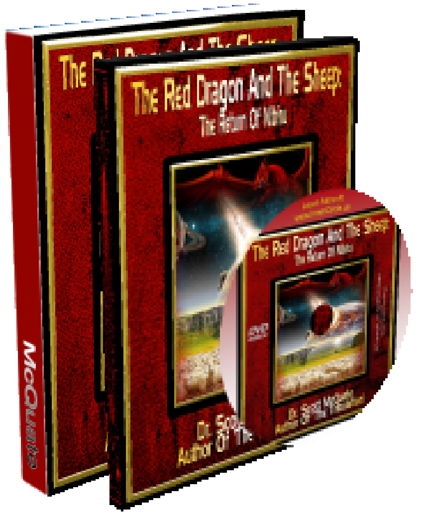 The Red Dragon and the Sheep Book and DVD